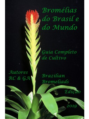 BROMÉLIAS DO BRASIL E DO MUNDO (CD)